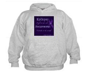 Get your Epilepsy Awareness Gear