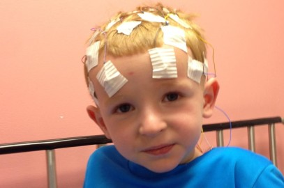Emily's Perspective: Help your child through an EEG