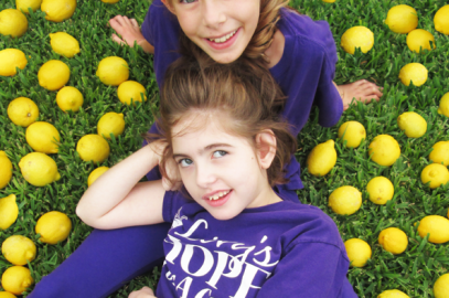 Lemonade for Livy: Crowdsourced FUN-draising