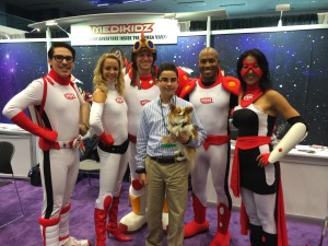 Medikidz and Joel, Flame 3