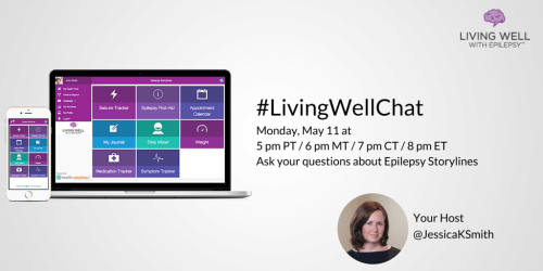 May 2015 #LivingWellChat: On Using Epilepsy Storylines