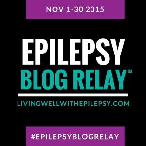 EpilepsyBlogRelay Badge