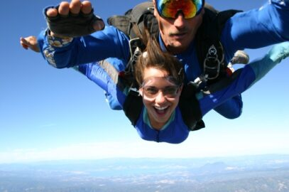 Epilepsy Blog Relay™: They Say You Can't Skydive