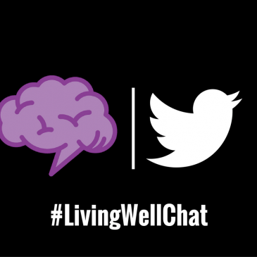 Don't miss another #LivingWellChat on April 2 at 7pm ET